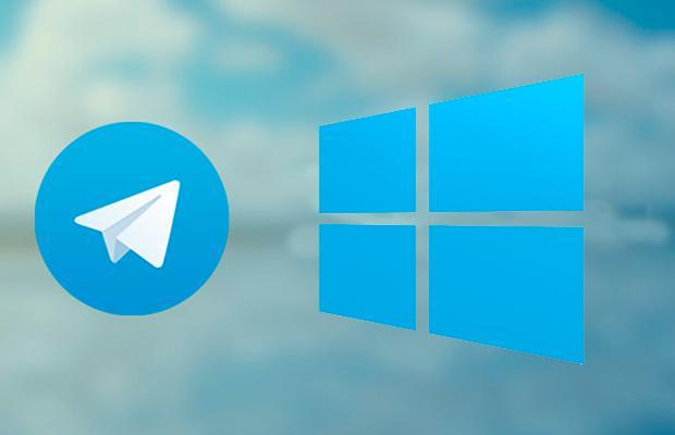 telegram на Windows RT